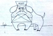 hond-facteur